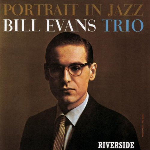 Bill Evans Trio, Portrait In Jazz LP