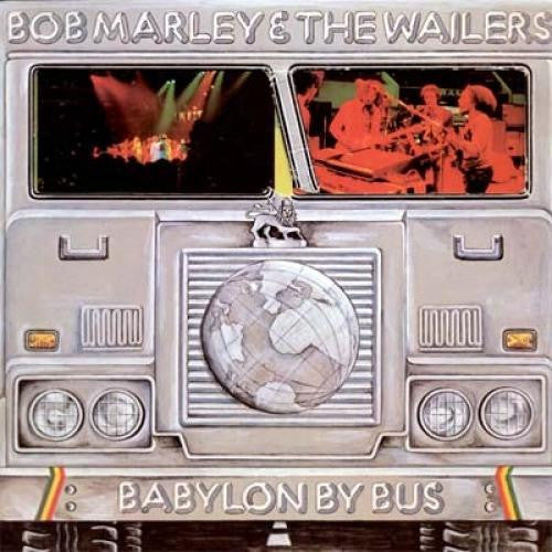 Bob Marley & The Wailers, Babylon By Bus 2LP