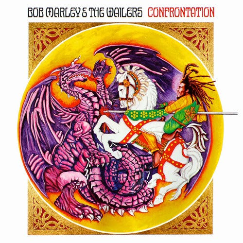 Bob Marley & The Wailers, Confrontation LP