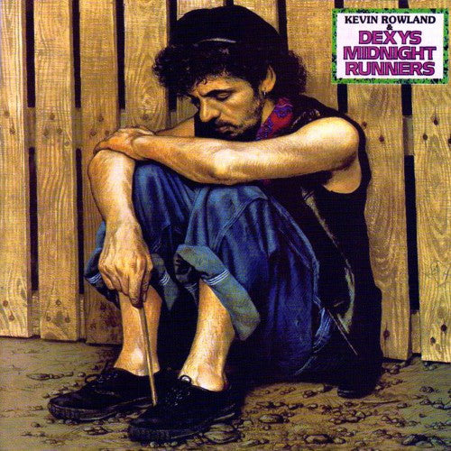 Dexys Midnight Runners, Too-Rye-Ay LP