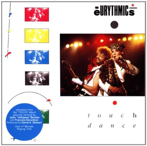 Eurythmics, Touch Dance LP