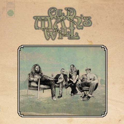 Special Order: Old Man's Will, Old Man's Will LP