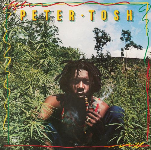 Peter Tosh, Legalize It LP