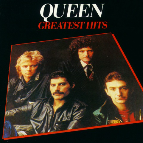 Queen, Greatest Hits 2LP