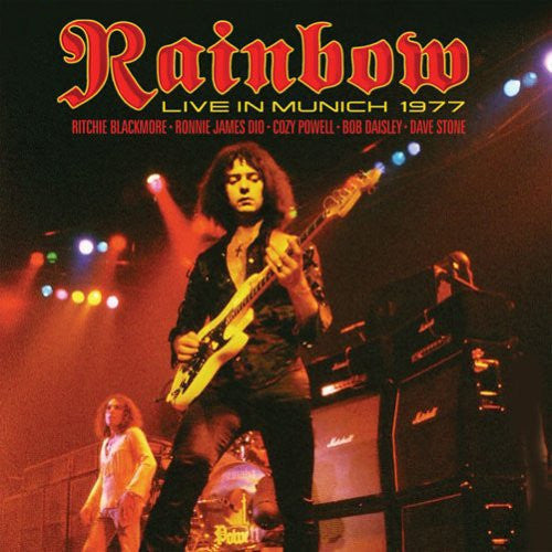 Rainbow, Live In Munich 1977 LP