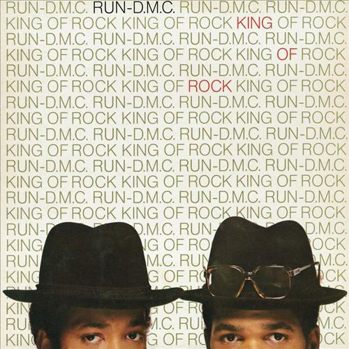 Run-D.M.C., King Of Rock LP