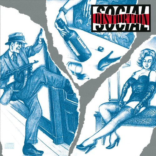 Social Distortion, Social Distortion LP