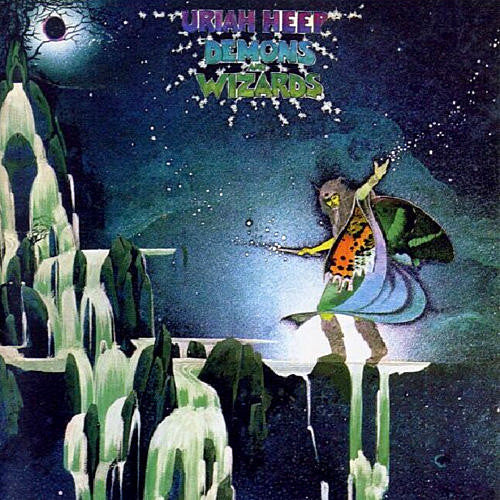 Uriah Heep, Demons And Wizards LP