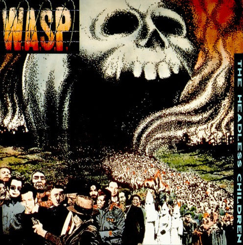 W.A.S.P., The Headless Children LP