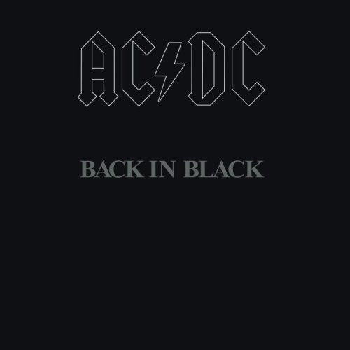 AC/DC, Back In Black LP