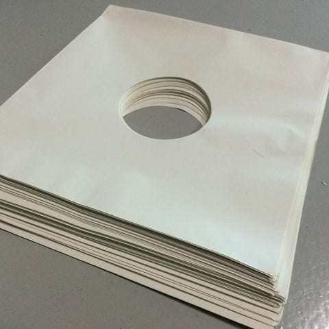 "Paper Inner Sleeves For 12"" Records/LPs"