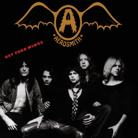 Special Order: Aerosmith, Get Your Wings LP