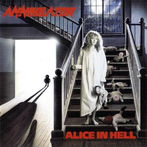 Annihilator, Alice In Hell LP