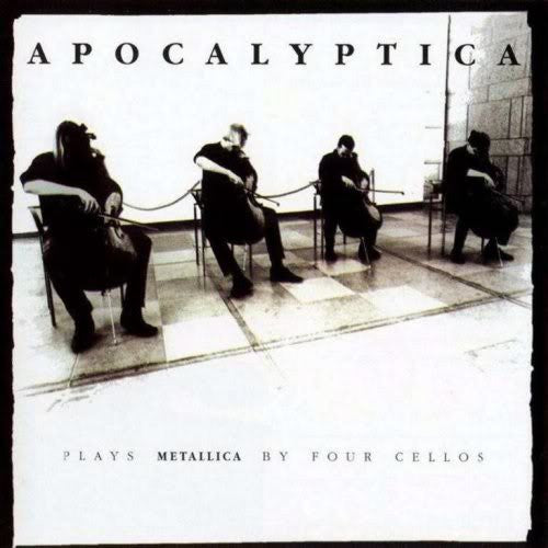 Apocalyptica, Plays Metallica By Four Cellos 2LP