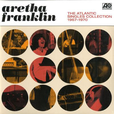 Aretha Franklin, The Atlantic Singles Collection 1967 - 1970 2LP