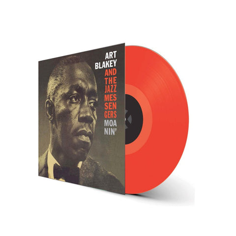 Art Blakey And The Jazz Messengers, Moanin' LP