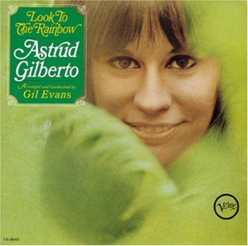 Astrud Gilberto, Look To The Rainbow LP
