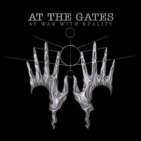 At The Gates, At War With Reality LP