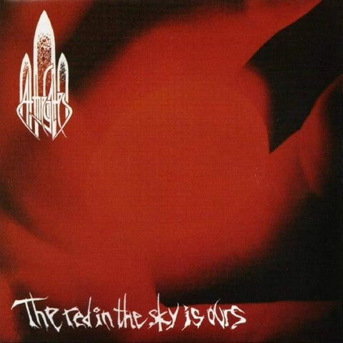 At The Gates, The Red In The Sky Is Ours LP