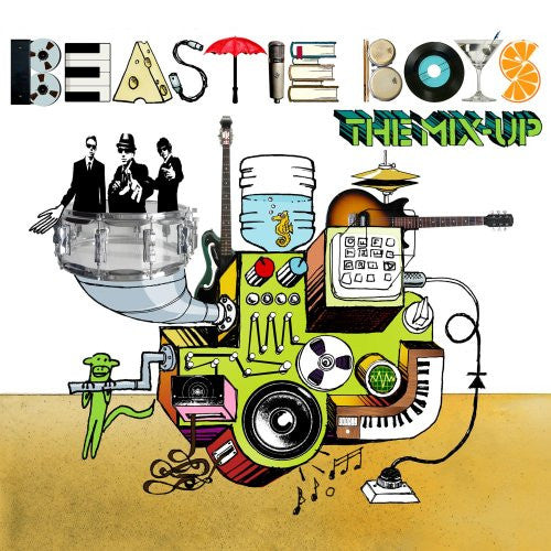 Beastie Boys, Mix Up LP