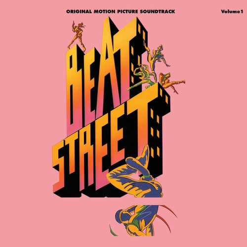 Beat Street OST LP