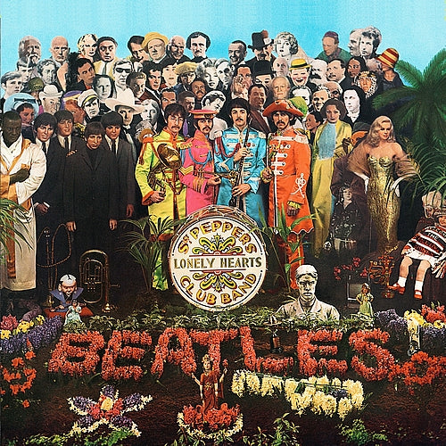Beatles, Sgt. Pepper's Lonely Hearts Club Band LP