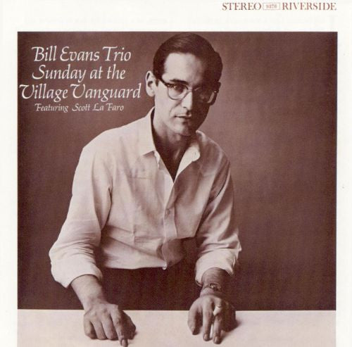 Bill Evans Trio, Sunday At The Village Vanguard LP