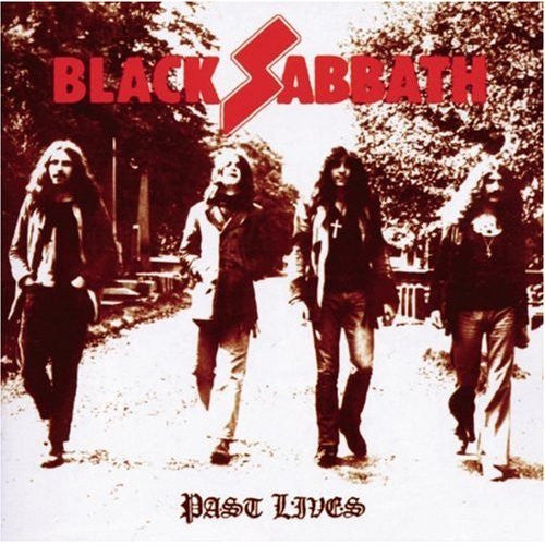 Black Sabbath, Past Lives 2LP Deluxe Edition