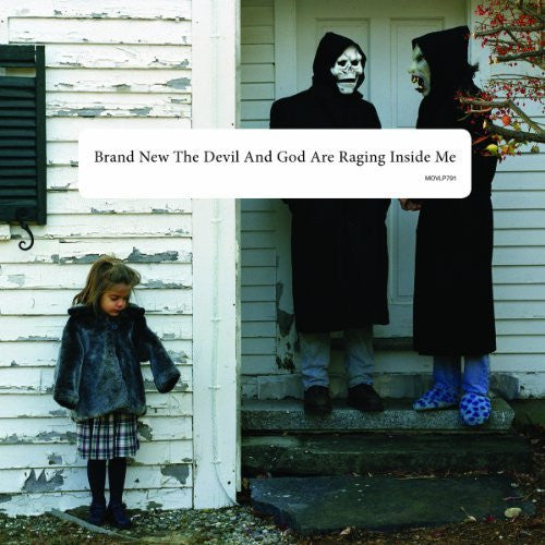 Special Order: Brand New, The Devil And God Are Raging Inside Me 2LP