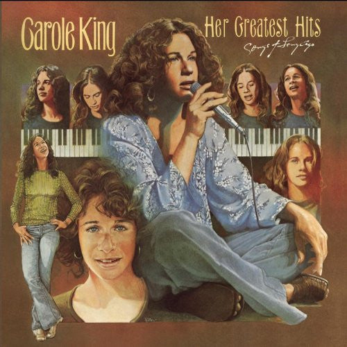 Carole King, Her Greatest Hits LP