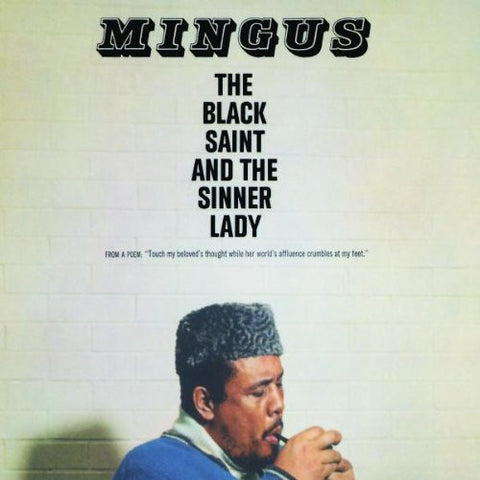 Charles Mingus, The Black Saint And The Sinner Lady LP
