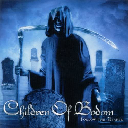 Children Of Bodom, Follow The Reaper LP (Picture Disc)