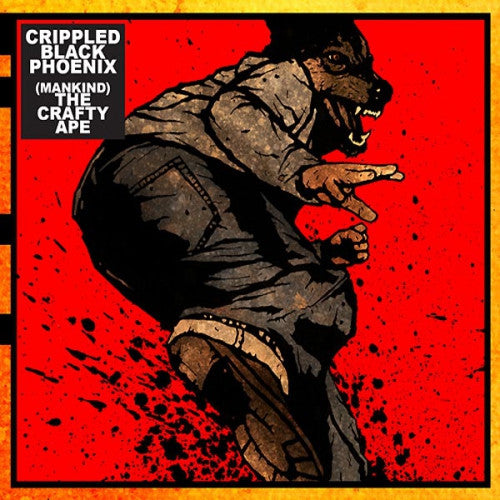 Crippled Black Phoenix, (Mankind) The Crafty Ape 2LP