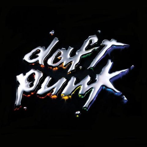 Daft Punk, Discovery 2LP