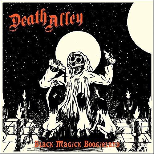 Death Alley, Black Magick Boogieland CD