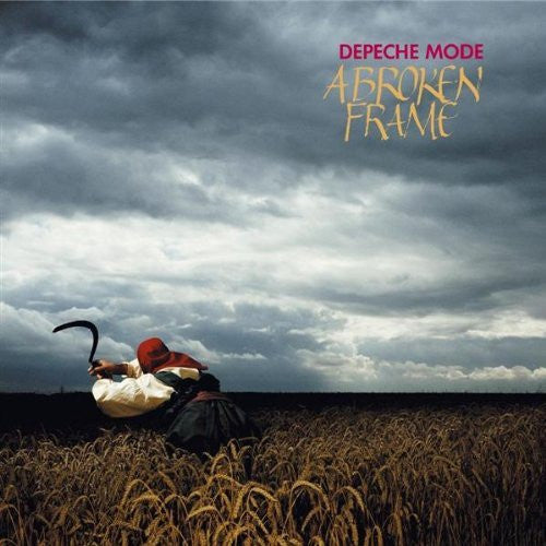 Depeche Mode, A Broken Frame LP