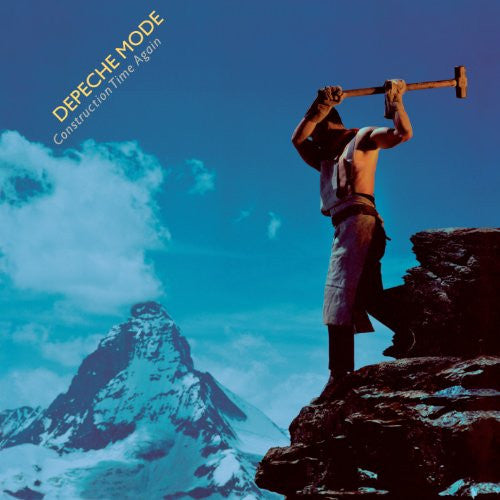 Depeche Mode, Construction Time Again LP