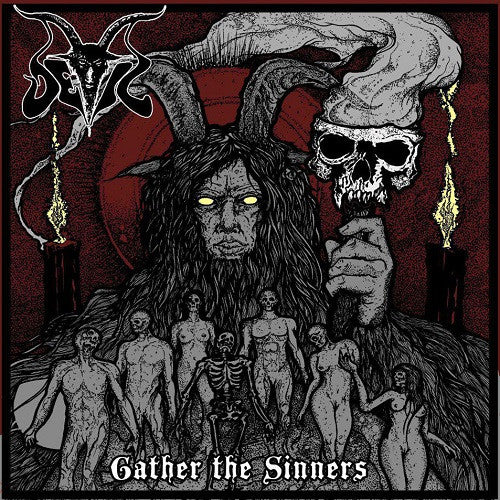 Devil (Norway), Gather The Sinners LP