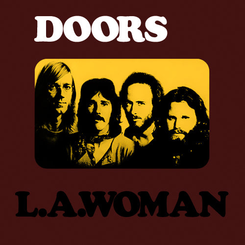 Doors, L.A. Woman LP