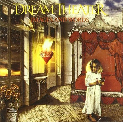 Dream Theater, Images And Words LP