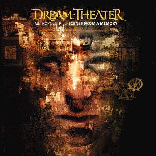 Dream Theater, Metropolis Part 2: Scenes From A Memory 2LP