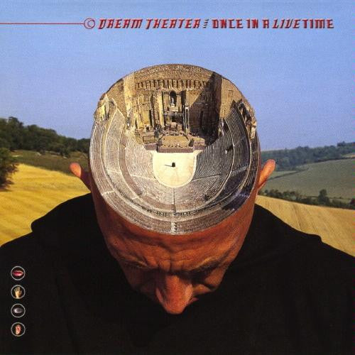 Dream Theater, Once In A Livetime 4LP