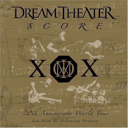Dream Theater, Score 4LP