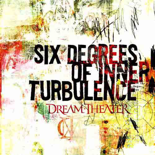 Dream Theater, Six Degrees Of Inner Turbulence 2LP
