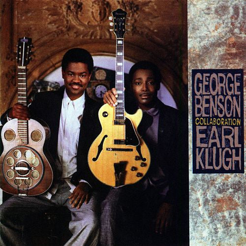 Special Order: George Benson, Earl Klugh - Collaboration LP