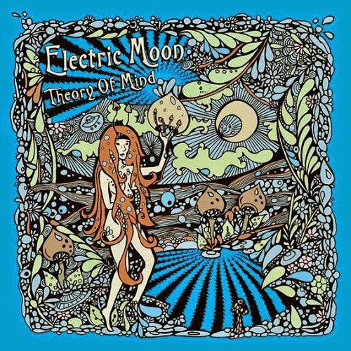 Electric Moon, Theory Of Mind LP