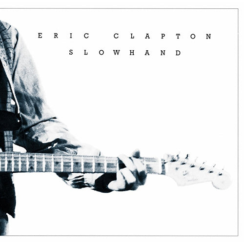 Eric Clapton, Slowhand LP (35th Anniversary)