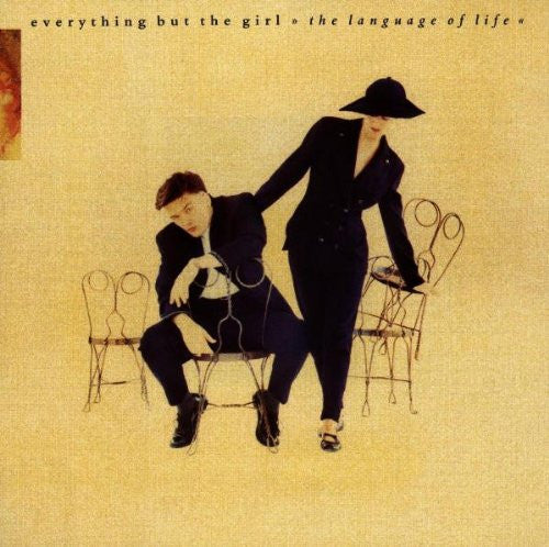 Everything But The Girl, The Language Of Life LP