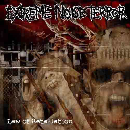 Extreme Noise Terror, Law Of Retaliation LP