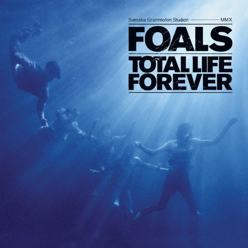 Foals, Total Life Forever 2LP